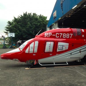 Philippine Long Distance Telephone Company buys Bell 429