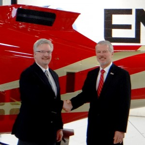 New CEO at Enstrom from 1st February