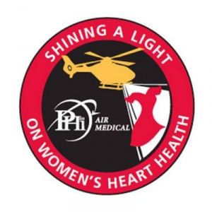 PHI Air Medical launches female heart health campaign