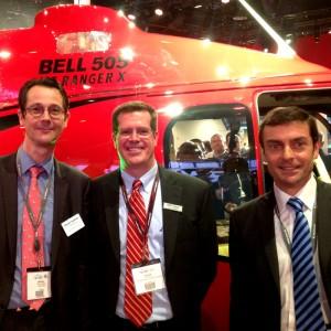 Turbomeca CEO pledges full support to Bell 505 Jet Ranger X