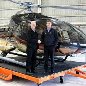 Vector Signs Exclusive MRO Support Contract with Blackcomb Aviation