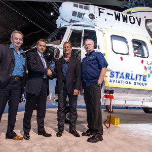 Airbus Helicopters' new AS332C1e is ready for duty