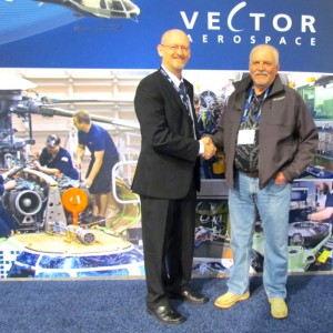 Vector Signs Exclusive 5-year MRO Support Contract with Sunshine Helicopters