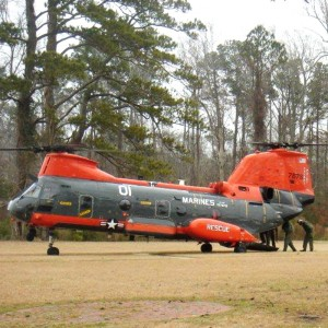Nigeria considers purchase of H-46 and H-2 helicopters