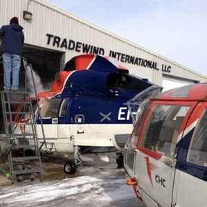 Tradewind International buys two CHC Dauphins for parting out