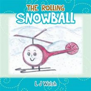 New children's book with heli-skiing as the subject