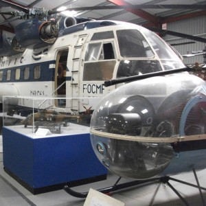 UK – Helicopter Museum Passes 100