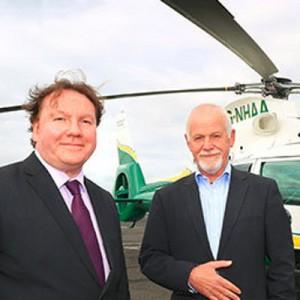 New Chairman at Great North Air Ambulance