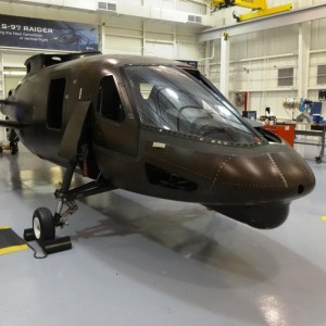 S-97 Raider closer to first flight with power on for first time