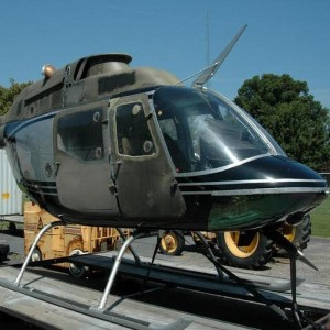 North Carolina State Highway Patrol disposes of three OH-58s