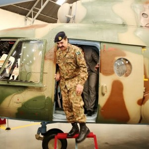 Pakistan Army completes first in-house Mi-8 overhaul