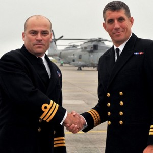 Merlin training squadron gets new man at the helm