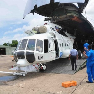 Sri Lanka deploys unit under UN Mission in Central African Republic