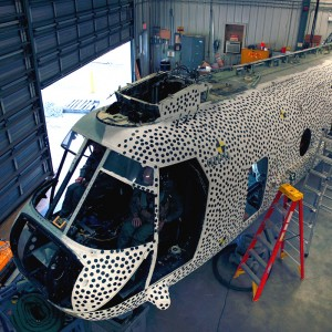 NASA Crashes Helicopter to Test Safety Improvements