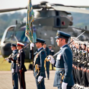 RAF officially hands over Merlins to Royal Navy