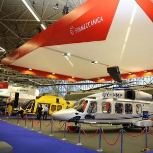 AgustaWestland attends Helitech 2014