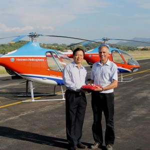 Guimbal steps up a gear with Cabri in both Vietnam and China