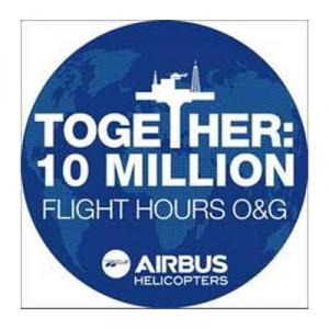 Airbus fleet passes 10 million flight hours on offshore ops