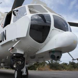 Britannia Airborne Mission equipment integrated on UN Mi-8 for UN missions