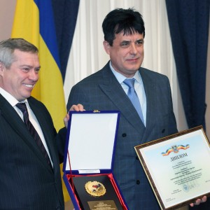 Rostvertol wins award for humanitarian assistance to the citizens of Ukraine