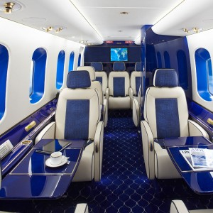 Flying Colours completes VIP S92 refurbishment
