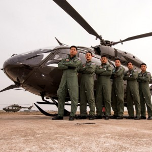 First Royal Thai Army pilots, engineers complete UH-72A training
