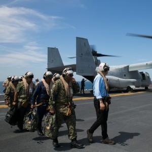 V-22 included as USMC demo capabilities to Malaysian military