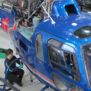 Vector Aerospace Captures Growing Market for AS350 12-Year Inspections