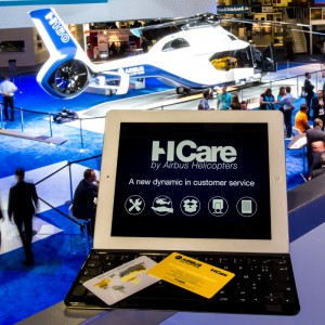 Airbus Helicopters boosts its HCare material support offer