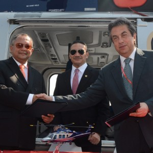 Malaysia – Weststar orders three AW helicopters