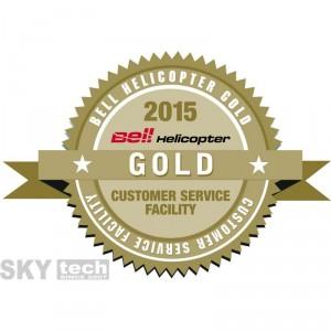 Kazakhstan – Sky Tech wins 2015 Bell CSF Gold Award