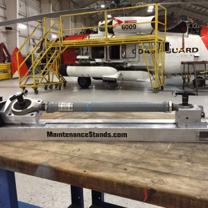 All Metal MS completes custom Pitch Adjustment Tool for USCG MH-60