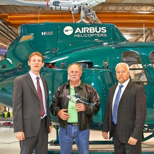 Slave Lake Helicopters receives new H125