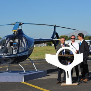 Guimbal ships the 100th Cabri