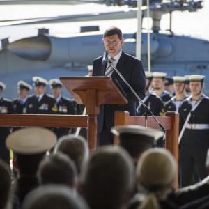 Royal Australian Navy commissions MH-60R Squadron