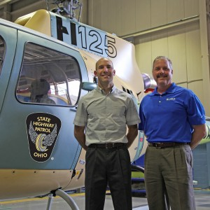 Ohio State Highway Patrol orders first US-built H125 AStar