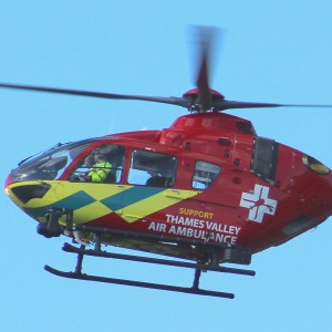 Thames Valley Air Ambulance – new livery revealed
