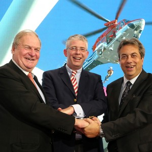 Heliservice International signs for first offshore AW169 in Europe