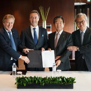Airbus and Korea Aerospace affirm marketing partnership