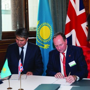 UK CAA signs safety MoU with Kazakhstan