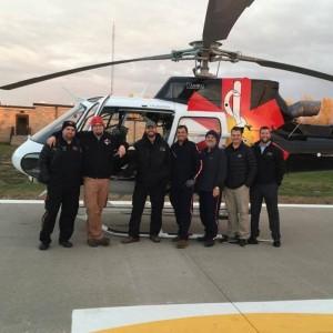 Valley Med Flight open new base at Roseau