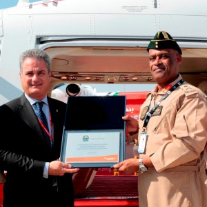 Dubai Police celebrates 20 years of flying AW109s