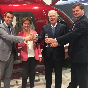 Bell announces first 407GXP sale into Germany