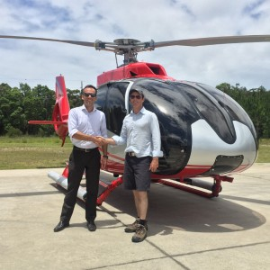 Pacific Crown Helicopters win new helicopter maintenance approvals