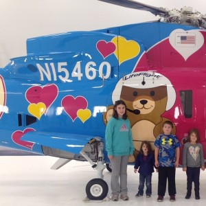 Axalta partners with SureFlight to refinish S76C for Nicklaus Children's Hospital