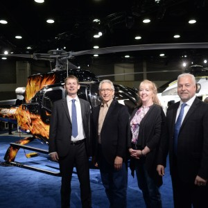 Phoenix Heli-Flight Acquires New H130