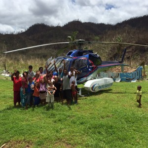 Airbus Helicopters Foundation supports Fiji after cyclone