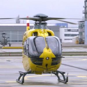 Austrian EMS operator receives first H135