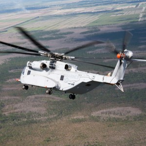 Second CH-53K joins flight test program