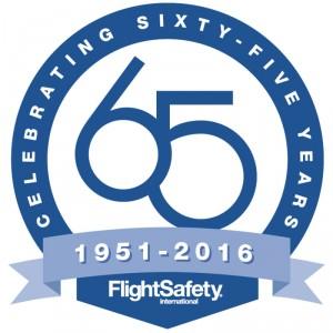 FlightSafety celebrates 65th birthday
